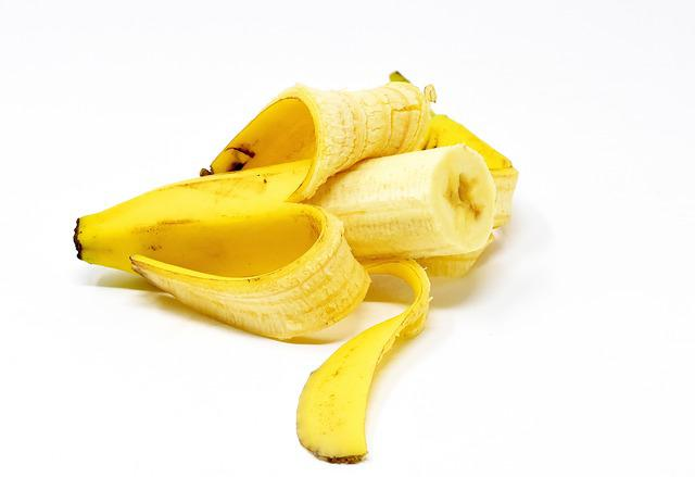 Banana, Fruit, Delicious, Sweet, Yellow, Fruits