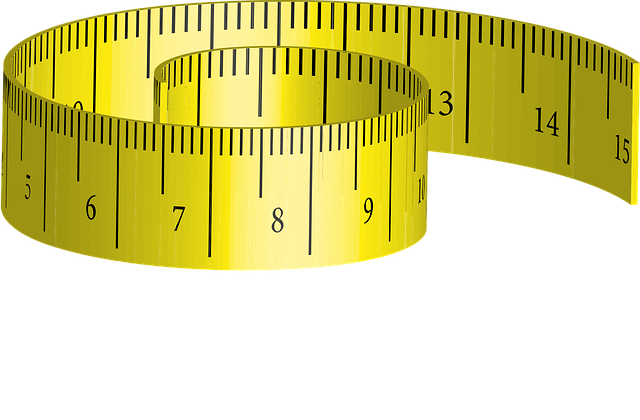 Tape Measure, Measure, Yellow, Distance