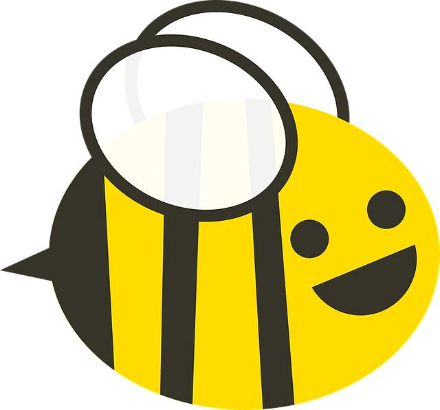 Bee, Black, Buzz, Cute, Gray, Grey, Insect, Yellow