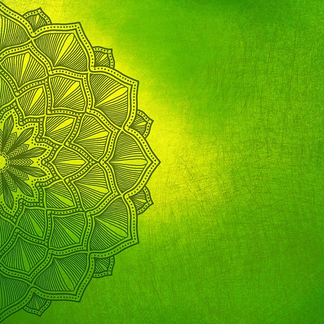 Background, Flower, Green, Yellow, Spring, Green Leaves