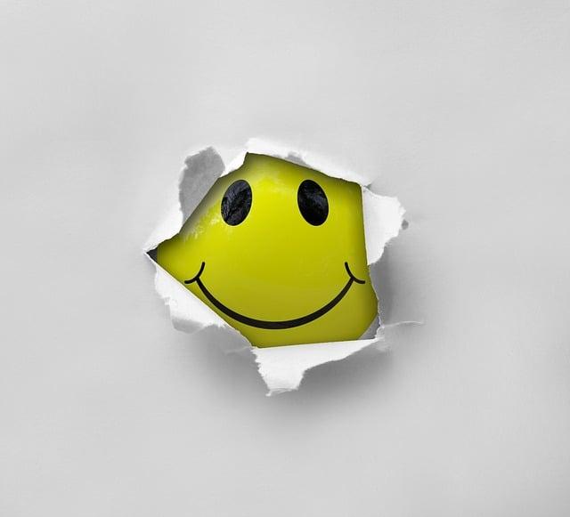 Smiley, Yellow, Ball, Emoticon, Funny, Face, Laugh