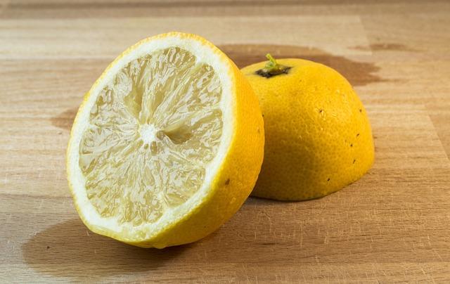 Lemon, Fruit, Citric, Food, Lime, Yellow, Mediterranean