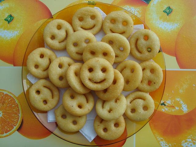 Potato, Smile, Food, Yellow