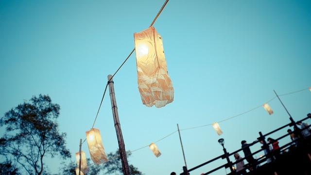 Light, Yeondeungje, Lamp