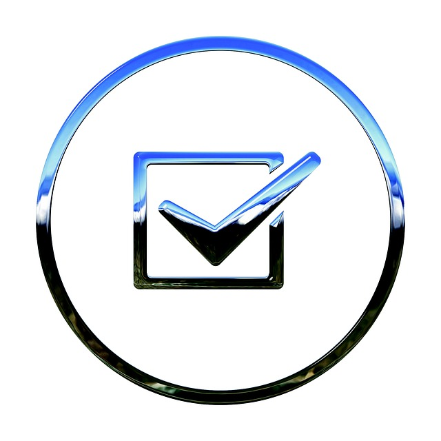 Icon, Check Mark, Voting, Yes, Success, Checkbox