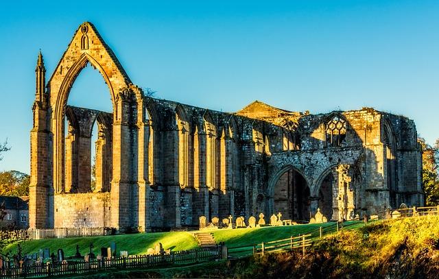 Bolton Abbey, Bolton Priory, Yorkshire, Wharfedale