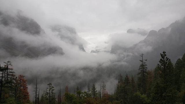 Yosemite, Nature, United States, Us Travel
