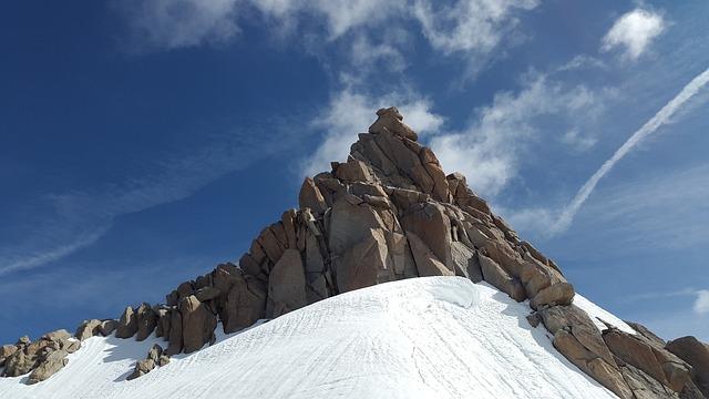 You Aiguille Plan, Midi-plan Ridge, Granite, Chamonix