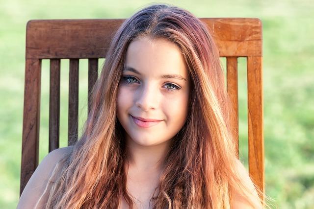 Girl, Eye, Hair, Portrait, Face, Lady, Young, Algae