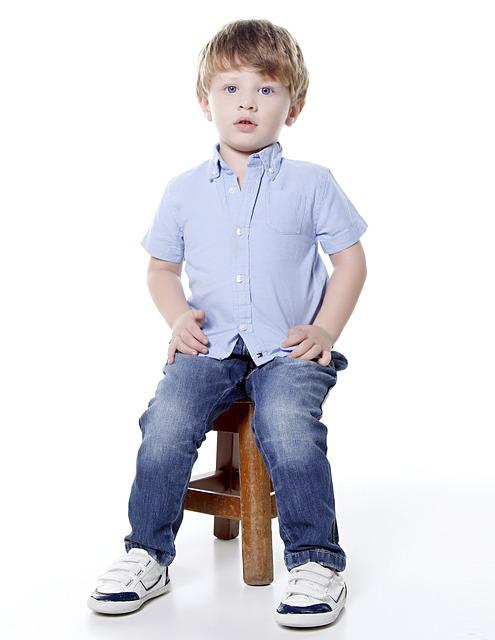 Looking, Child, Cute, Small, Young, Portrait, Boy