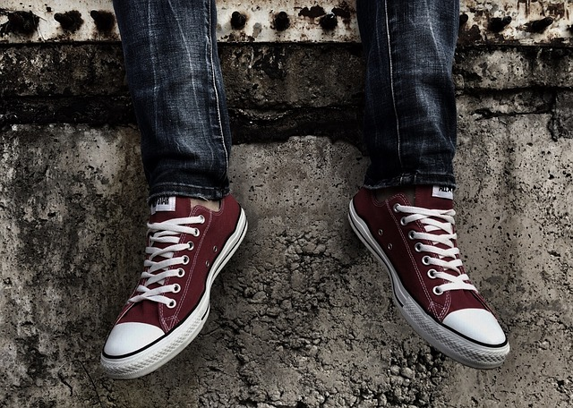 Youth, Converse, Jeans Hoodie, Scene