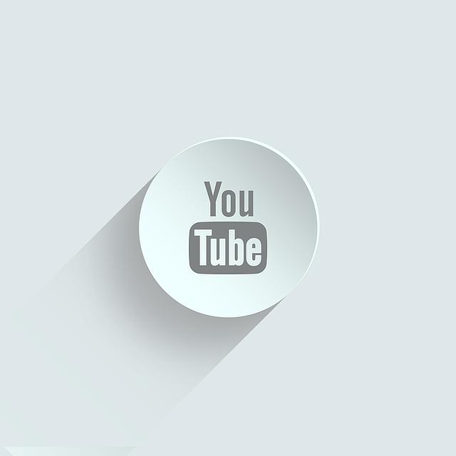 Icon, Youtube, Youtube Icon, Multimedia, Video