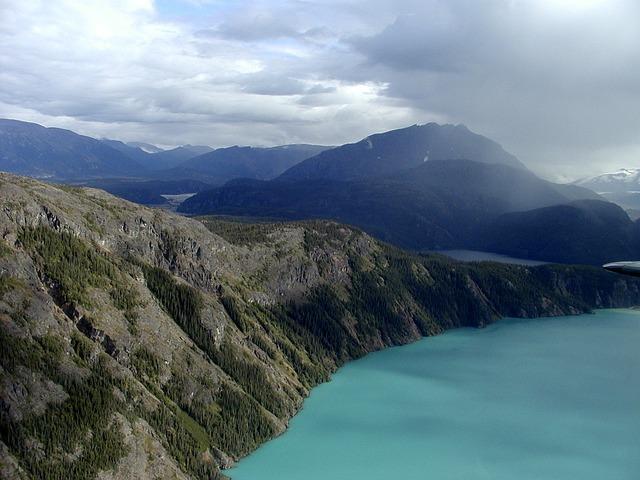Lake, Yukon, Yukon Territory, Mountain, Canada