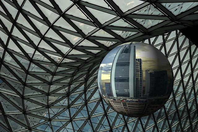 La Facetta, Zeil, Architecture, Frankfurt