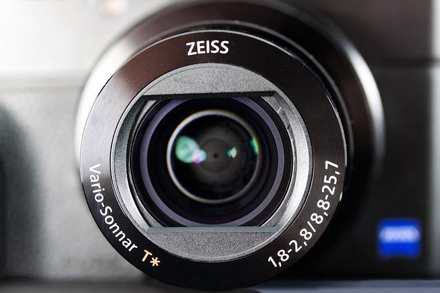 Camera, Digital, Rangefinder Camera, Lens, Zeiss, Sony