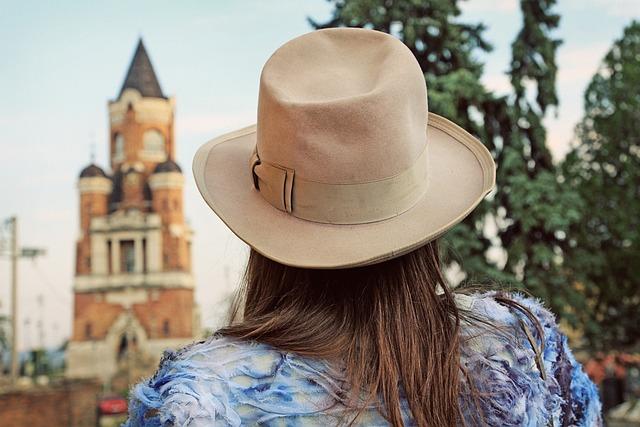 Belgrade, Girl, Zemun, Hat, Heritage, Silhouette, Urban