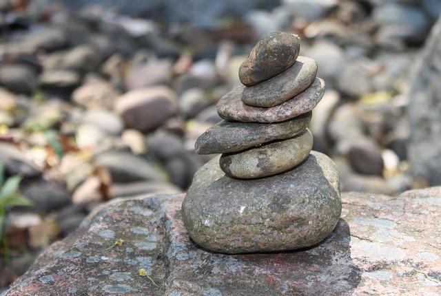 Zen, Cairn, Stones, Meditate, Balance, Zen Garden