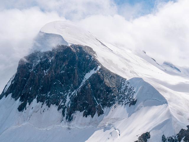 Valais, Zermatt, Breithorn