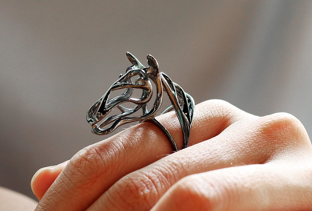 Art, Horse, Jewelry, Sculpture, Zodiac, Abstract, Pony