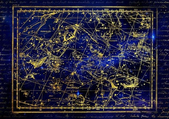 Constellation, Perseus, Andromeda, Zodiac Sign, Sky