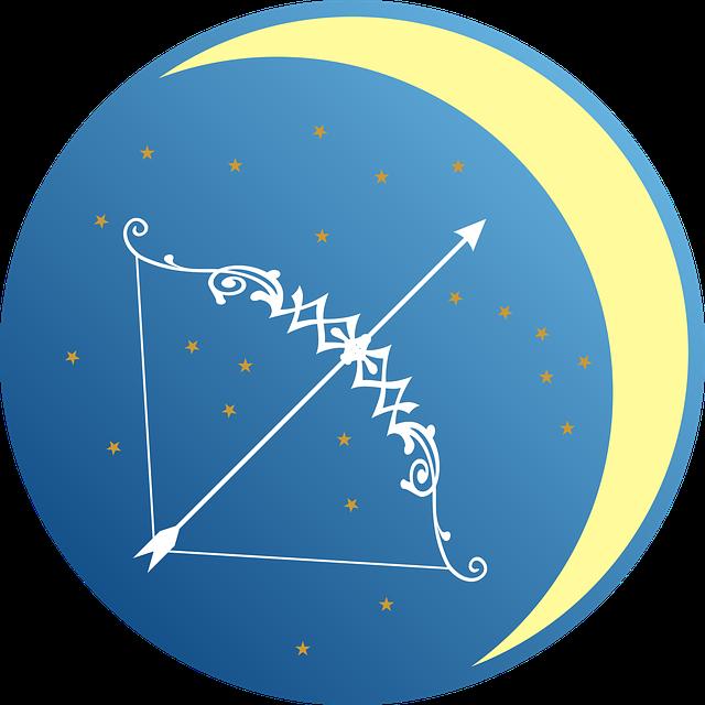 Sagittarius, Zodiac, Zodiac Sign, Star, Mystic, Sign