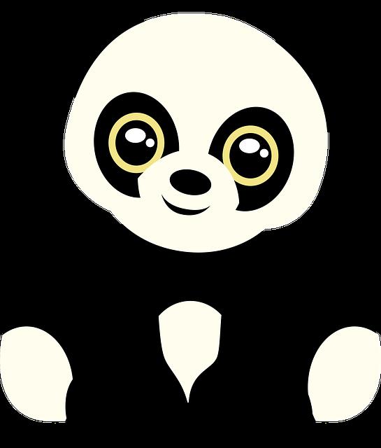 Panda, Bear, Teddy Bear, Animal, Cute, Plush, Cub, Zoo