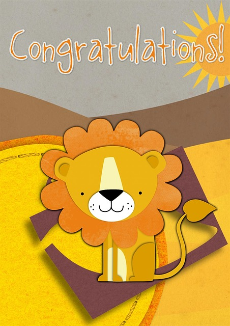 Congratulations, Happy, Birthday, Card, Greeting, Zoo