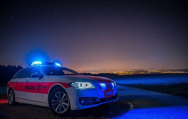 Zurich Cantonal Police, Police Car, Zurich, Police
